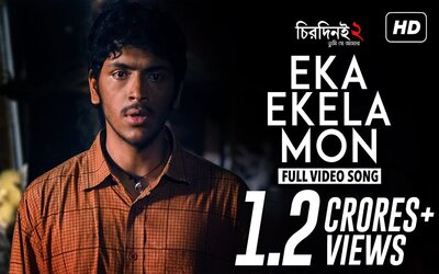 Eka Ekela Mon Lyrics Arijit Singh Lyricsultima