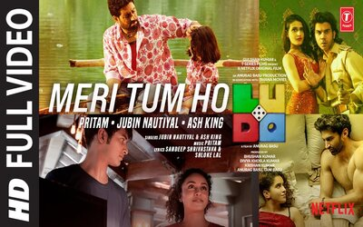 Meri Tum Ho Lyrics Ludo Pritam Lyricsultima