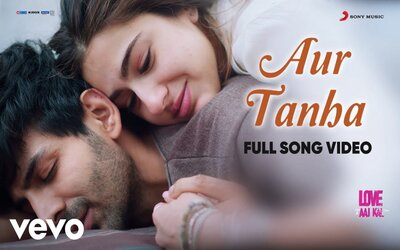 Aur tanha lyrics translation english KK Pritam lyricultima